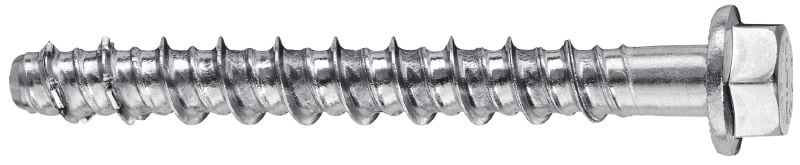 HUS-HR ultimate performance screw anchor (stainless steel)