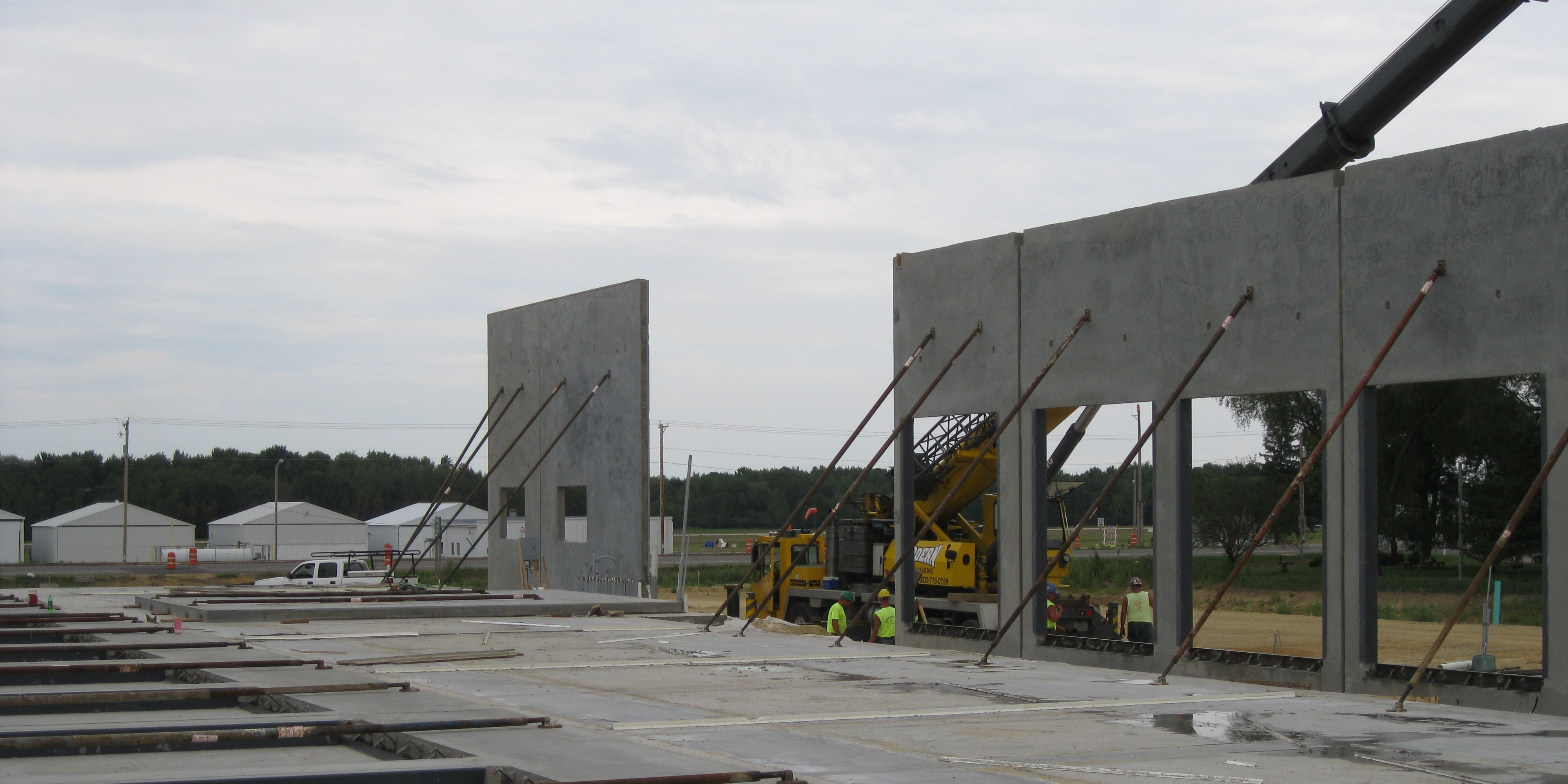 Tilt-Up Panel Construction