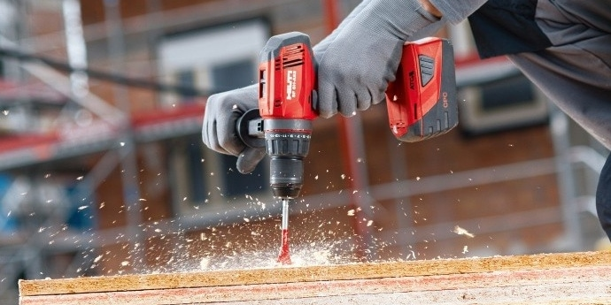 Long lasting batteries make cordless tools an integral part of every jobsite