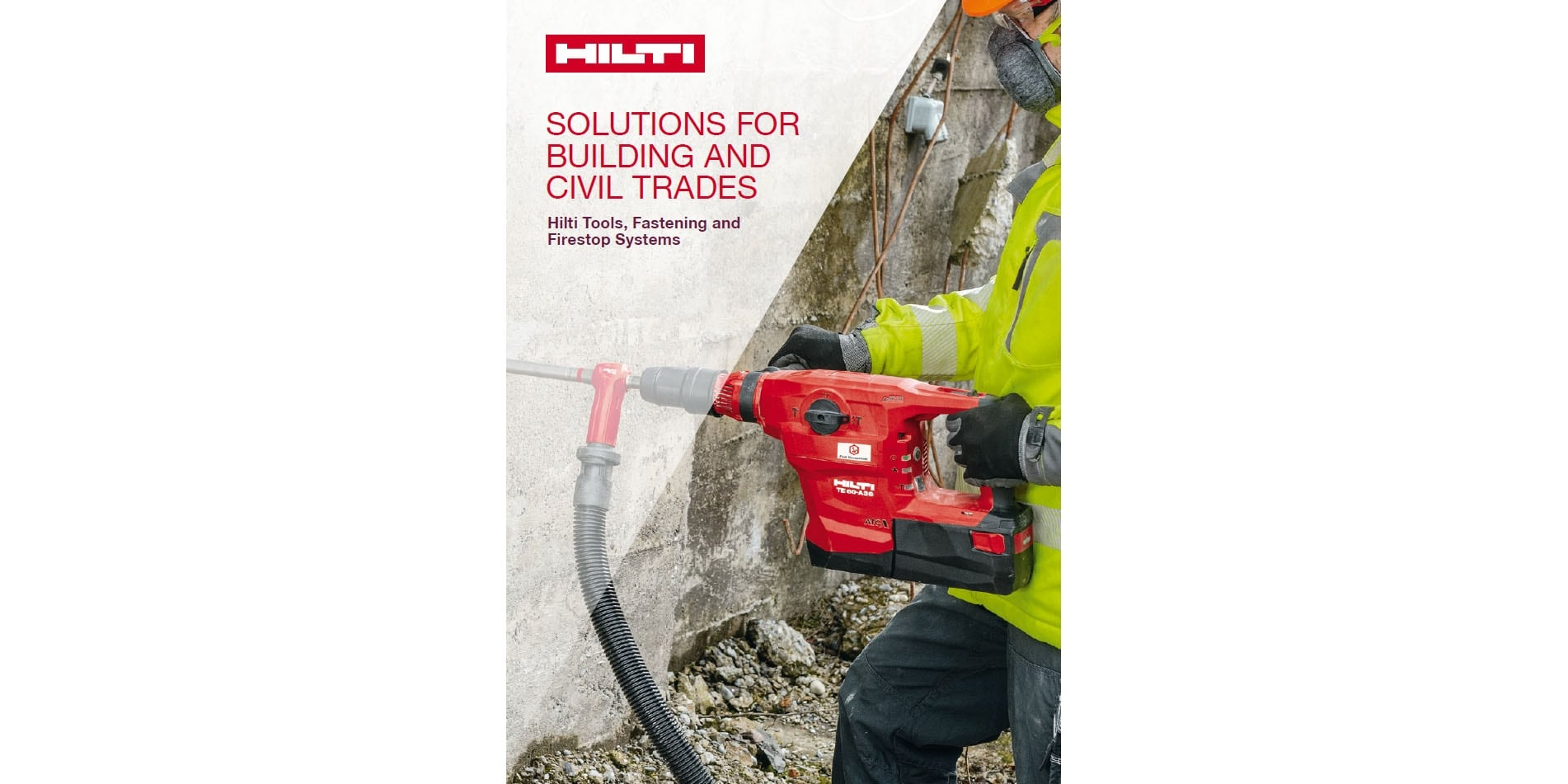 Hilti Solutions for Building Construction Trades