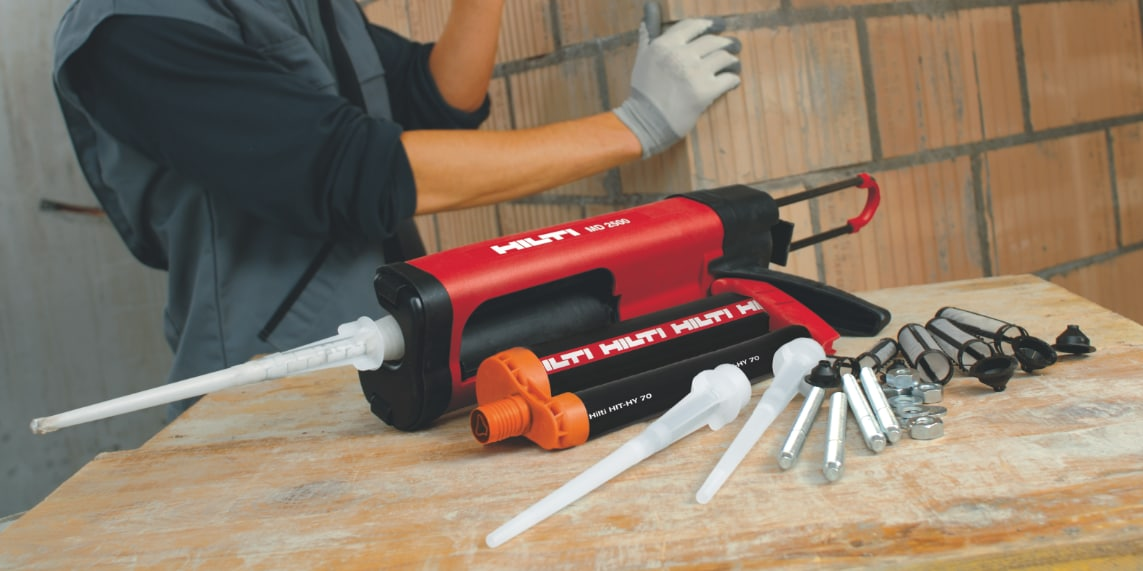 Hilti HIT-HY 270 injectable mortar