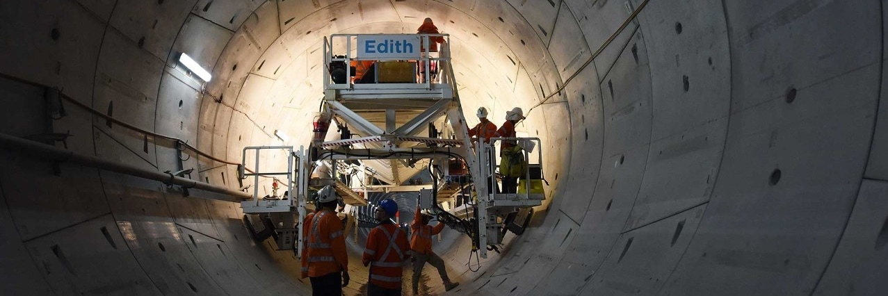 Hilti solutions on Sydney Metro Northwest