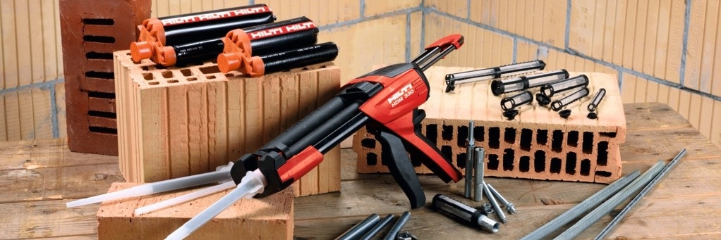Hilti HIT-HY 270 injectable mortar for masonry design