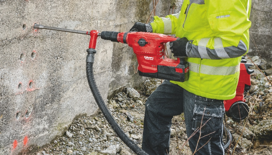 TE 60 A36 SDS Max Cordless Combihammer