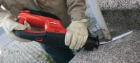WSR 36-A Cordless reciprocating saw with 36V battery for heavy-duty demolition Applications 4