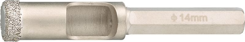 DD-BH AT Premium diamond core bit for drilling with cordless drill drivers in tiles