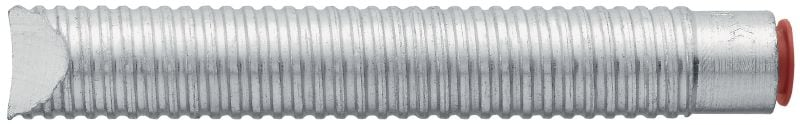 HIS-N Standard internally threaded insert (CS) for use with capsules and injection mortar