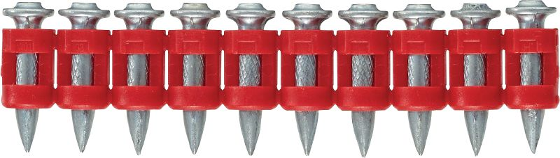 X-P G2 MX High-performance collated nail for concrete, for the GX 2 gas-actuated tool