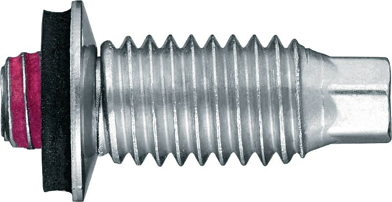 S-BT GR Threaded screw-in stud (stainless steel, metric thread) for grating fastenings on steel and aluminium in highly corrosive environments