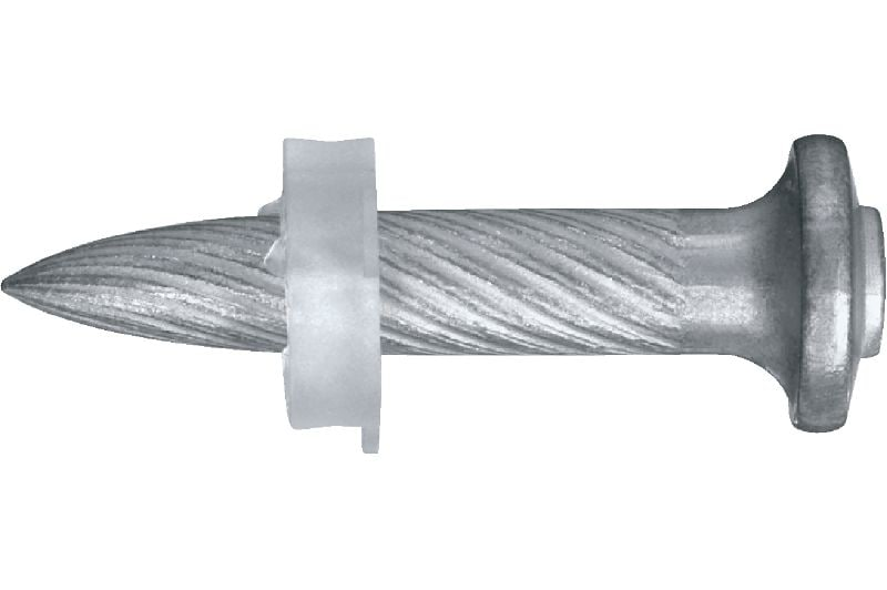 X-U P8 High-performance single nail for concrete and steel, for powder-actuated tools