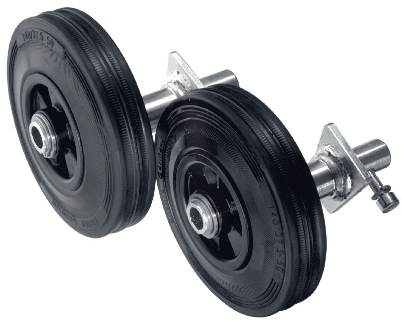 Set of wheels DD-HD30-W