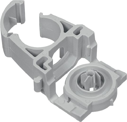 X-EKSC MX Snap-in clamp