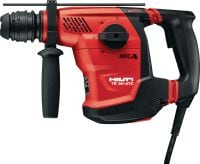 TE 30-ATC/AVR Rotary hammer High-performance SDS-plus corded combihammer with brushless motor, Active Torque Control and a weight of only 4 kg