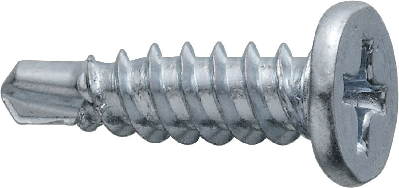 S-DD 03 Z LH Interior metal framing screw (zinc-plated) for fastening stud to track