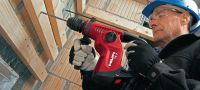 TE 7 Rotary hammer Lightweight and easy-to-handle corded SDS Plus rotary hammer Applications 3