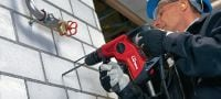 TE 7 Rotary hammer Lightweight and easy-to-handle corded SDS Plus rotary hammer Applications 2